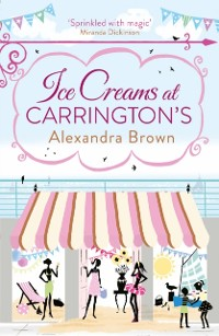 Cover Ice Creams at Carrington's