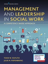 Cover Management and Leadership in Social Work