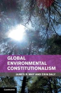 Cover Global Environmental Constitutionalism