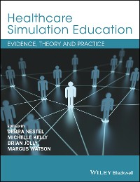 Cover Healthcare Simulation Education