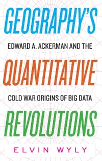 Cover Geography's Quantitative Revolutions