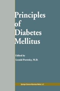 Cover Principles of Diabetes Mellitus