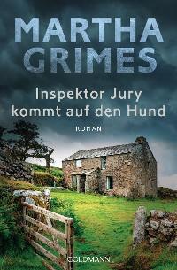 Cover Inspektor Jury kommt auf den Hund
