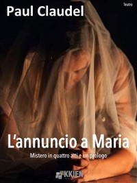 Cover L'annuncio a Maria