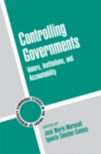 Cover Controlling Governments