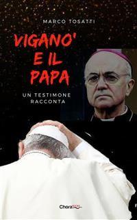 Cover Viganò e il Papa