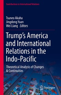 Cover Trump's America and International Relations in the Indo-Pacific
