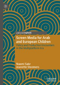 Cover Screen Media for Arab and European Children