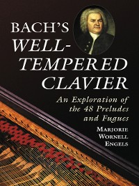 Cover Bach's Well-Tempered Clavier