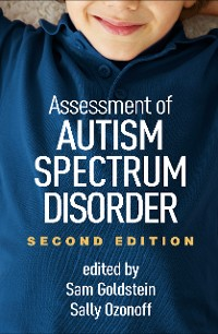 Cover Assessment of Autism Spectrum Disorder, Second Edition