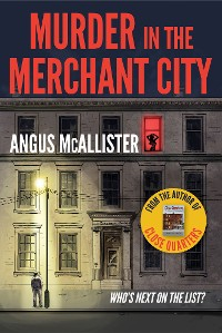 Cover Murder in the Merchant City
