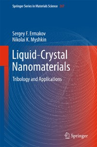 Cover Liquid-Crystal Nanomaterials