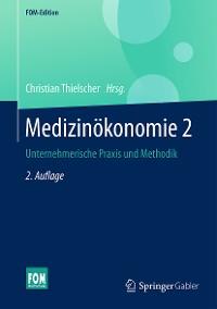 Cover Medizinökonomie 2