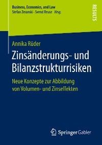 Cover Zinsänderungs- und Bilanzstrukturrisiken