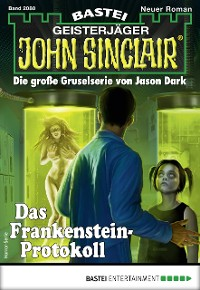 Cover John Sinclair 2080 - Horror-Serie