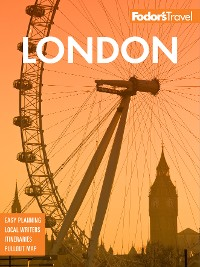 Cover Fodor's London 2019