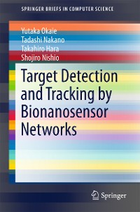 Cover Target Detection and Tracking by Bionanosensor Networks