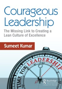 Cover Courageous Leadership
