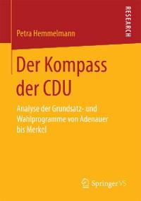 Cover Der Kompass der CDU
