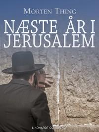 Cover Næste år i Jerusalem
