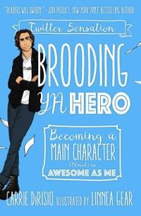 Cover Brooding YA Hero
