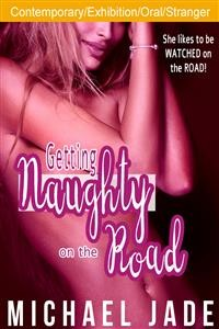 Cover Getting Naughty on the Road 1