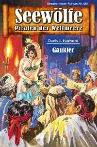 Cover Seewölfe - Piraten der Weltmeere 565