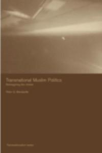 Cover Transnational Muslim Politics