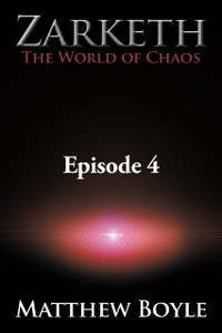Cover Zarketh the World of Chaos
