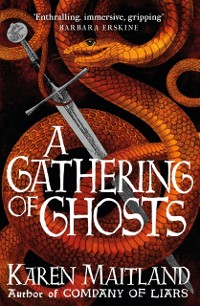 Cover Gathering of Ghosts