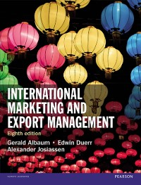 Cover International Marketing and Export Management