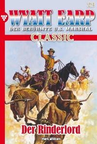 Cover Wyatt Earp Classic 23 – Western