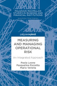 Cover Measuring and Managing Operational Risk