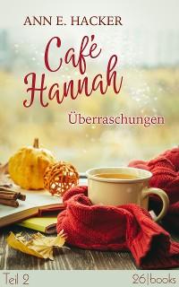 Cover Café Hannah –Teil 2