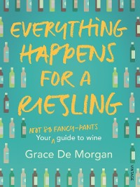 Cover Everything Happens for a Riesling