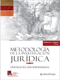 Cover Metodología de la investigación jurídica