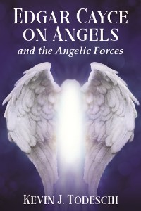 Cover Edgar Cayce on Angels and the Angelic Forces