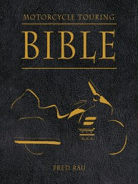 Cover Motorcycle Touring Bible