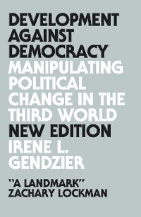 Cover Development Against Democracy - New Edition