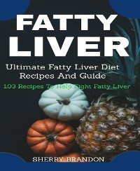 Cover FATTY LIVER DIET