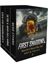 Cover My First Shadows - Marcello Kiesel Box Set