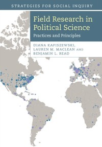 Cover Field Research in Political Science