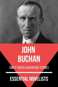 Cover Essential Novelists - John Buchan