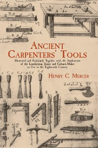 Cover Ancient Carpenters' Tools