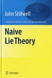 Cover Naive Lie Theory