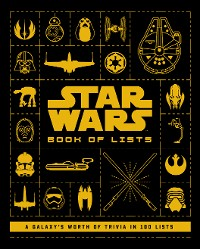Cover Star Wars: Book of Lists