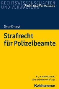Cover Strafrecht für Polizeibeamte