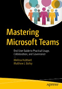 Cover Mastering Microsoft Teams