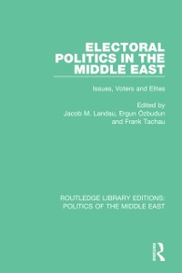 Cover Electoral Politics in the Middle East