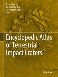 Cover Encyclopedic Atlas of Terrestrial Impact Craters
